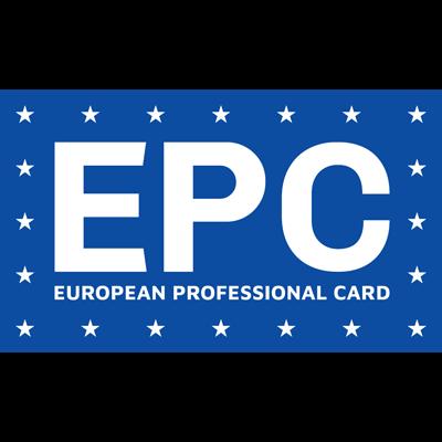 Contatto   European Professional Card